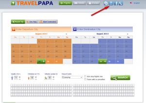 TravelPapa.com website example