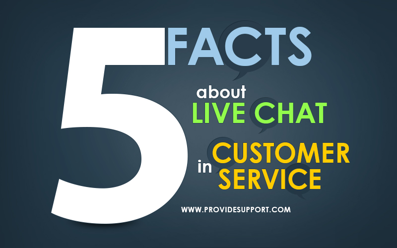 5 Facts about Live Chat