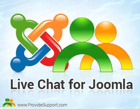 Provide Support Live Chat Module for Joomla