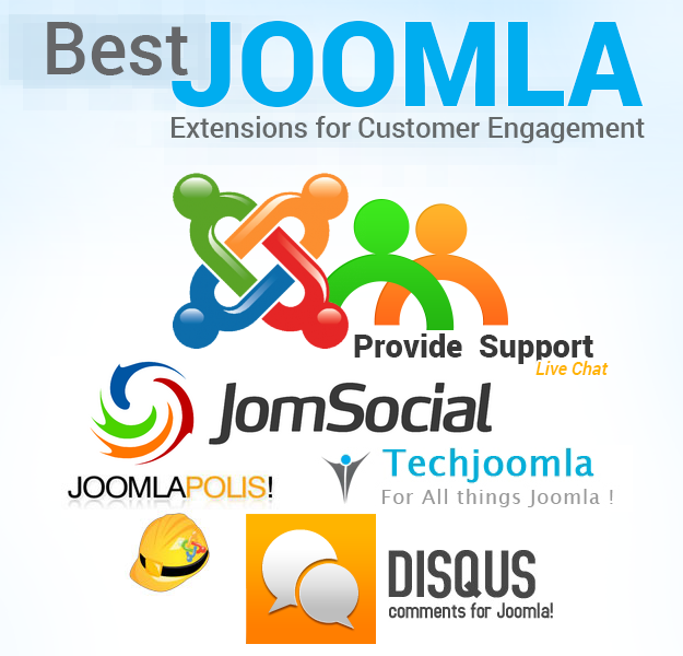 Joomla Extensions for Customer Engagement