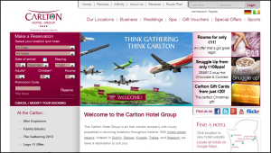 Live Chat for Carlton Hotel Group