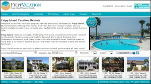Live Chat for Fripp Vacation