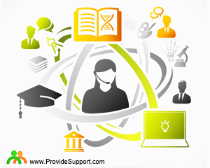 Live Chat for Education: Real User Experience Insight