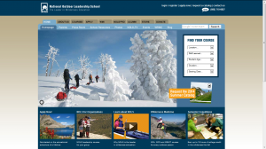 NOLS Website Example