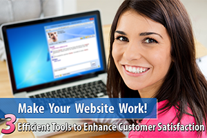 Enhance Customer Satisfaction with 3 Efficient Tools