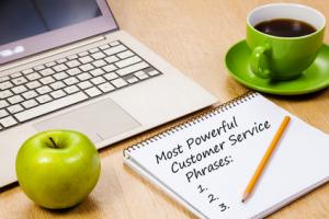 Powerful Customer Service Phrases