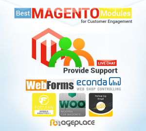 Magento plugins for Customer Engagement