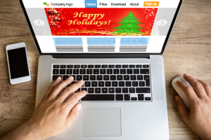 Preparing your Website for the Holiday