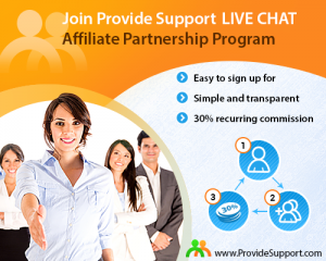 Provide Support Affilate program