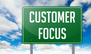 Keep Focused on Customers