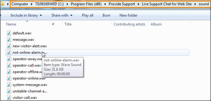 sound-folder