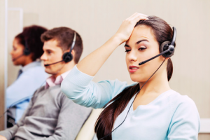 Customer service emergencies