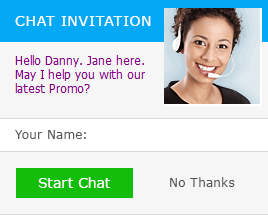 Chat Invitation Example