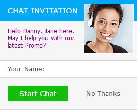 Chat Invitation Example