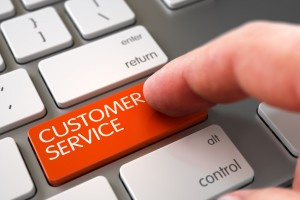 Customer service journey