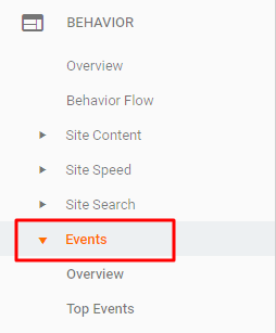 events in live chat analysis