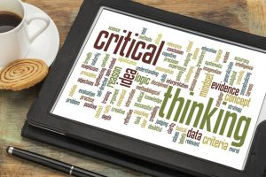 Critical Thinking For Customer Service