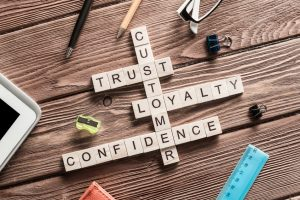 4 Dimensions of Customer Trust