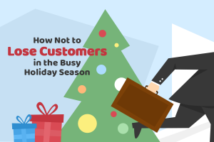 Strategies to keep customers in the holiday season