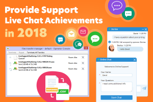 Provide Support Live Chat 2018 Success Story