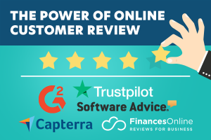 The importance of online customer reviews