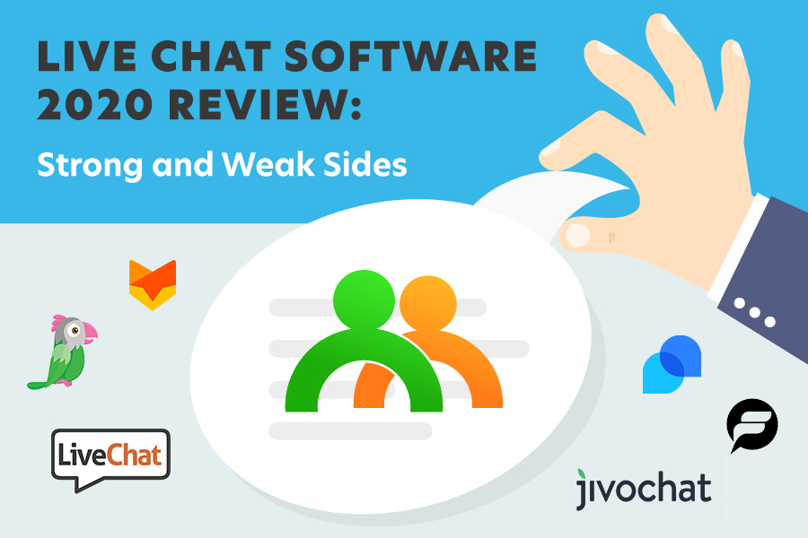 Live-Chat-Software-2020-Review-Strong-and-Weak-Sides