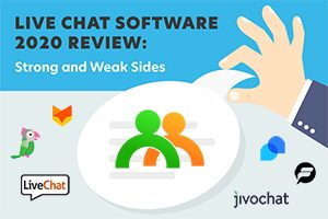 live chat software 2020 overview