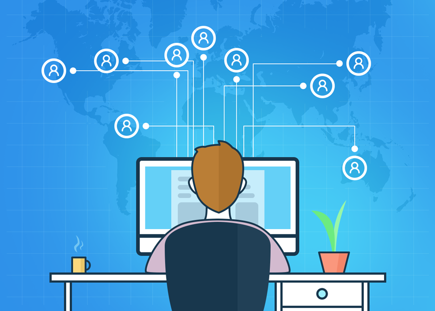 10 Tips for Building your Remote Team and Providing Safe Online Support