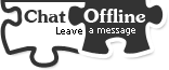 Live chat icon #33 - Offline - English