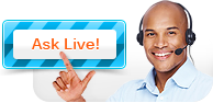 Live chat online icon #55 - English