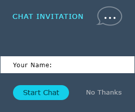 Live chat invitation image #14 - English