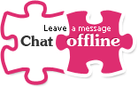 Live chat icon #32 - Offline - English