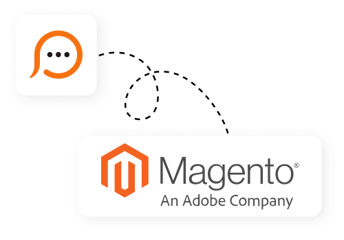 Live chat for Magento