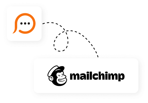 Live chat for MailChimp